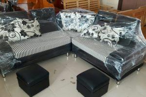 Bộ ghế Sofa nệm GLS39 mẫu 2