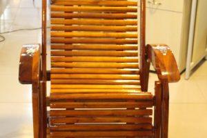 Ghế gỗ lười 1
