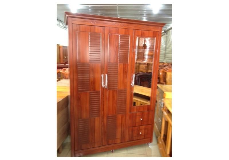 Tủ quần áo gỗ MFC TAF5