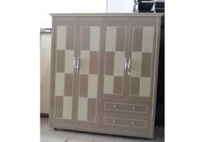 Tủ quần áo gỗ MFC TAF6