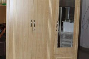 Tủ quần áo gỗ MFC TAF4 giá rẻ