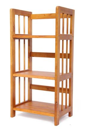 Kệ sách gỗ ngang 60cm 2