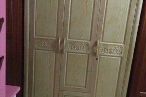 Tủ quần áo gỗ Sồi Nga thanh lý 1