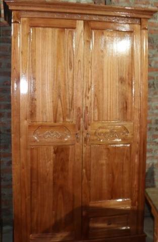 Tủ quần áo gỗ Xoan Bắc thanh lý 1